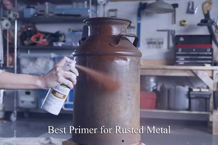 best primer for rusted metal