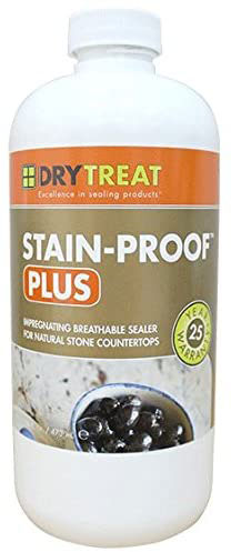 DRY-TREAT Stain-proof Impregnating Marble Sealer