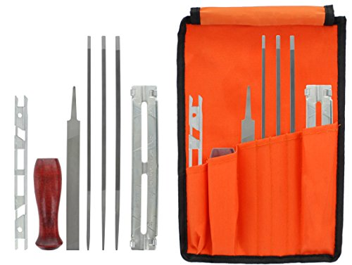 Drixet Chainsaw Sharpening and Filing Kit