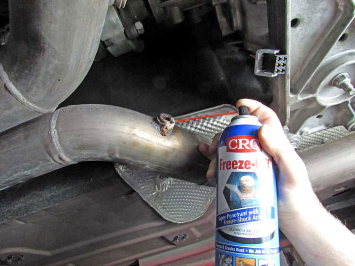 how to remove the rust