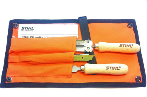 STIHL Complete Saw Chain Filing Kit