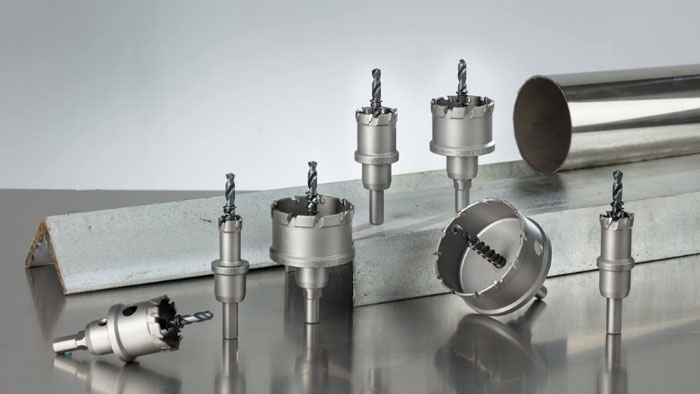 best hole saw for cutting thick metal