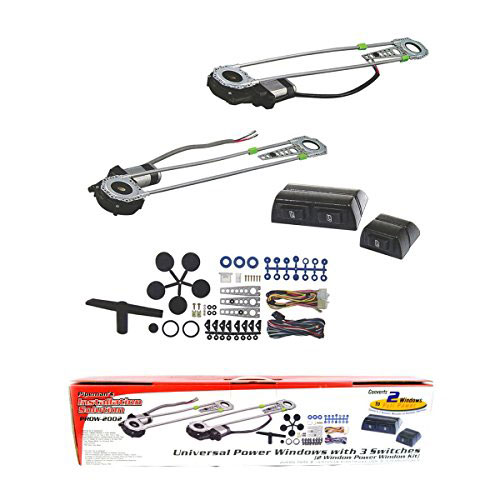 Pipeman's Installation Solution Electric Window Conversion Kit