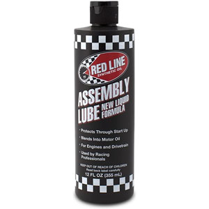 Red line 80319 liquid assembly lube