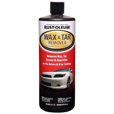 Rust-Oleum 251475 Automotive Wax and Tar Remover